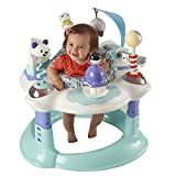 Exersaucer Polar Playground Bouncing Activity