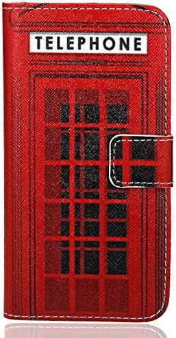 Samsung Galaxy A8 2018 Case FoneExpert/® Beautiful Printed Pattern Leather Kickstand Flip Wallet Bag Case Cover for Samsung Galaxy A8 2018
