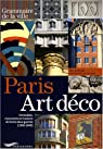 Paris Art déco par Plum
