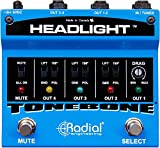 Radial Headlight 4 Output Guitar Amp Selector
