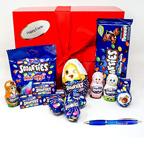 Smarties Easter Gift Set with Smarties Giant Bar