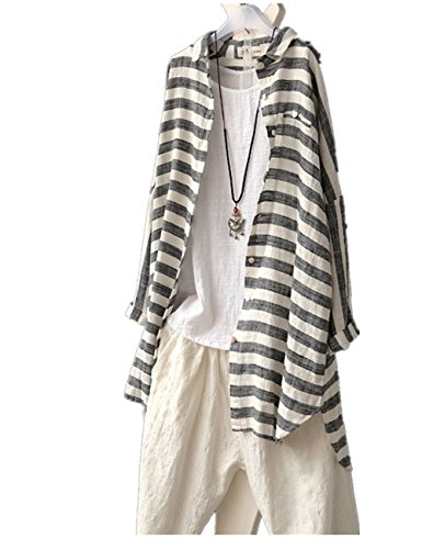 Linen And Silk Tunic - 9