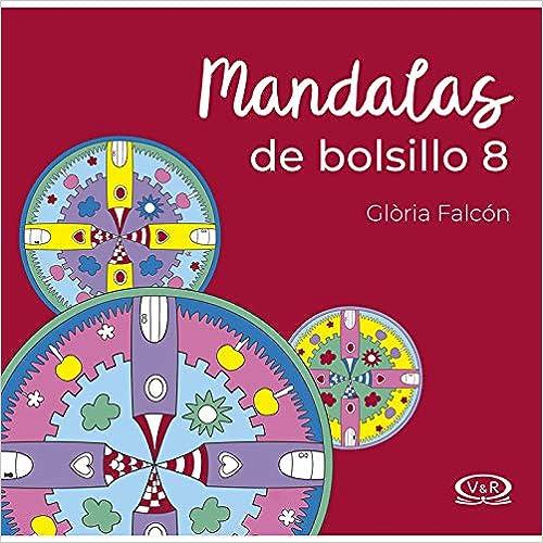 MANDALAS DE BOLSILLO 8 N.V. PUNTILLADO