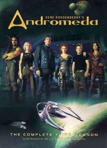 Amazon Com Andromeda The Complete Season 3 Kevin Sorbo Lisa Ryder Laura Bertram Gordon Michael Woolvett Lexa Doig Movies Tv
