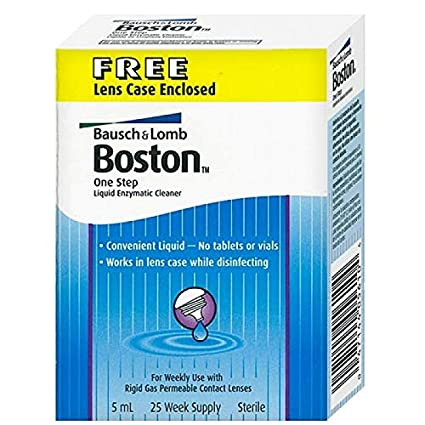 Boston One Step - Liquid enzima Atic Cleaner - 5 ml: Amazon ...