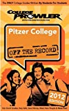 Pitzer College 2012, Melissa Armstrong and Josh Gordon, 142740531X