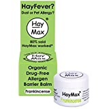 Hay Max Organic 5ml Frankincense Pollen Barrier Balm