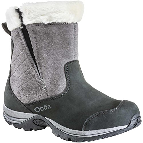 Oboz BDry Boot Insulated Hiking Moonlight Women's Raven rwOrx6T