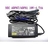 純正 NEC ACアタプター ADP81/ADP87 PA-1900-35  19V-4.74A