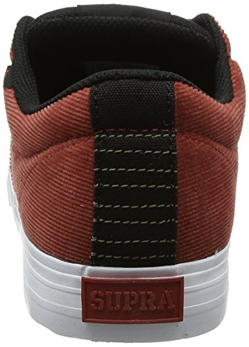 discount order Supra Stacks Vulc II Sneaker Black/Cayenne-m sale fast delivery cheap Inexpensive OdR9VuMJQH