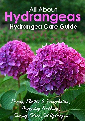 Amazon Com All About Hydrangeas Hydrangea Care Guide