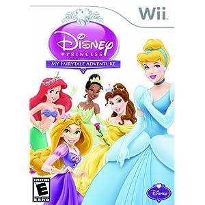 Disney Princess: My FairyTale Adventure - Nintendo Wii