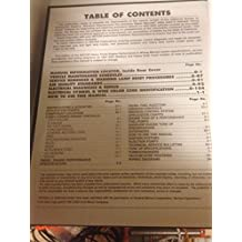 Heavy Truck Engine  Performance & Wiring Manual 1995-2003