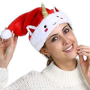 VAMEI Sombrero de Navidad bbe98469462