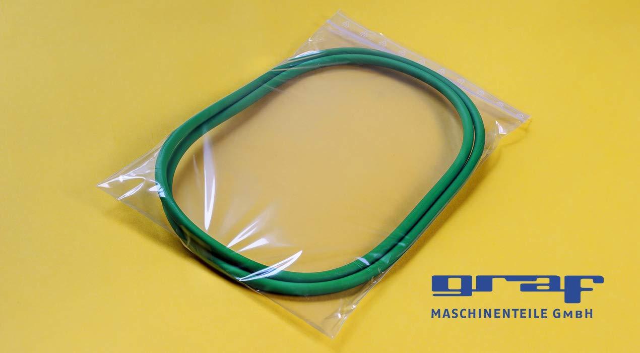 1 pieza de correa redonda de repuesto correa de transmisi/ón para m/áquinas de rodadura de neum/áticos Beissbarth Microtec MT 730//731