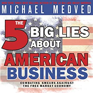 The 5 Big Lies About American Business Audiobook
