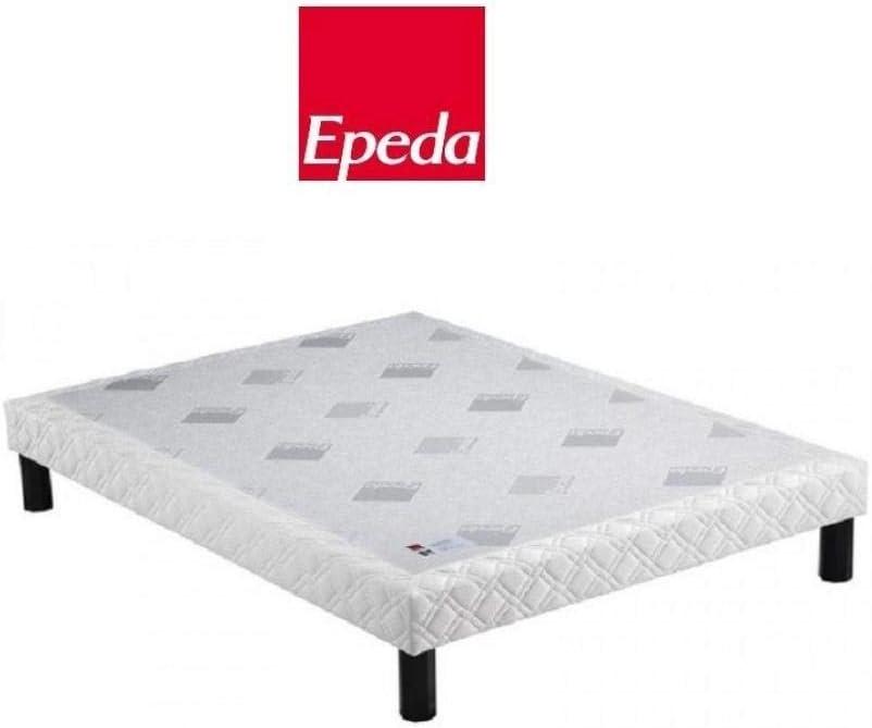 Epeda Conjunto somier Granja Polvo con colchón de muelles ...