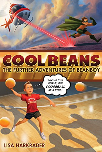 Cool Beans Further Adventures Beanboy product image