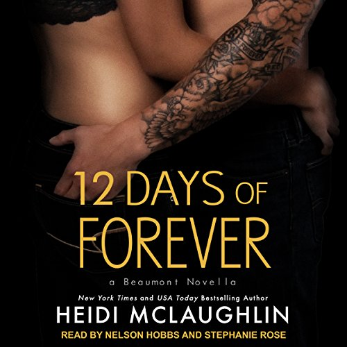 12 Days of Forever: Beaumont Series, Book 4.5 by Tantor Audio