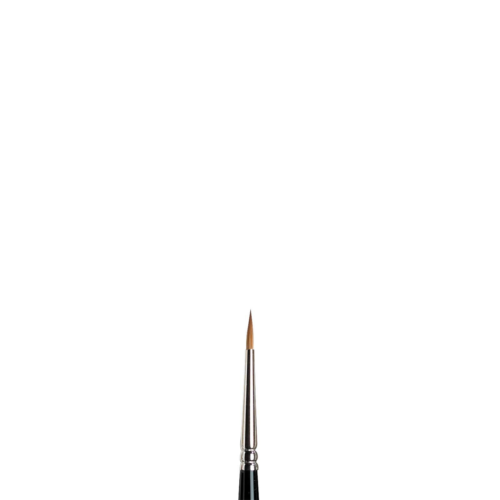 Winsor & Newton Series 7 Kolinsky Sable Watercolor Brush - Round #1 (5007001) by Winsor & Newton