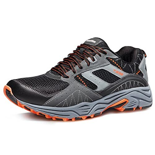 Tesla Men's Outdoor Sneakers Trail Running Shoe