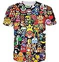 激レア ゲームキャラクター 集合 Tシャツ XL 任天堂 ゼルダ マリオ ドンキーコング カービィ