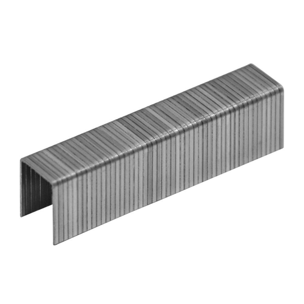 11,3 x 14 x 0,7 mm Typ 53 Silverline 101739 Heftklammern 5.000er-Pckg