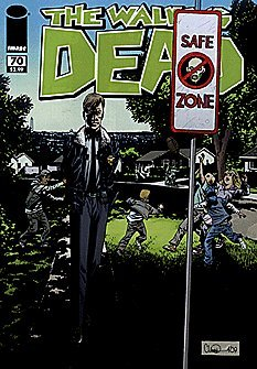 Walking Dead (2003 series) #70