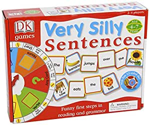 Very Silly Sentences