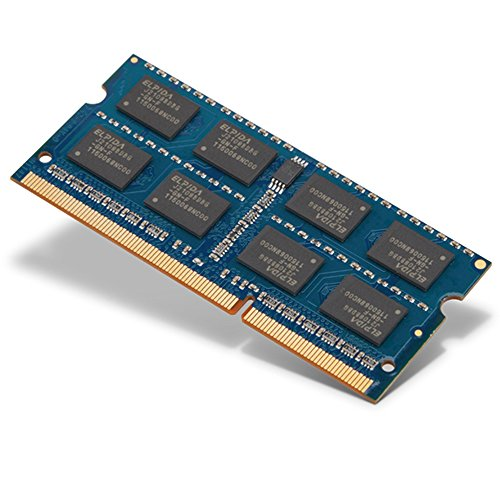 Toshiba 8GB (1 x 8GB) PC3L-12800 DDR3L-1600MHz SODIMM Notebook Memory [PN: PA5104U-1M8G] (Motherboard For Toshiba Laptop)