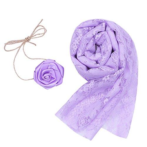 Lavender Easter Dress - 8