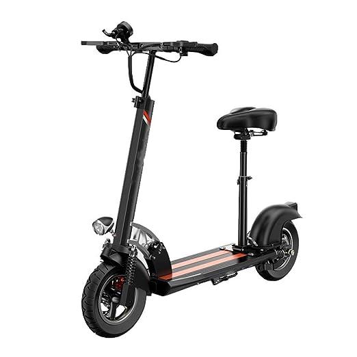 cmn Scooter eléctrico para adultos al aire libre, patinete ...