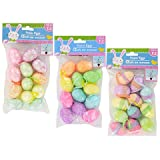 #8: Decorative Glittery Foam Eggs for Easter Egg Tree or Decoration (Pack of 3)