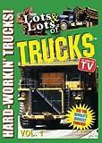 Lots & Lots of Trucks DVD For Kids Volume 1 - Hard Working Trucks