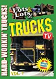 Lots and Lots of Trucks DVD For Kids Vol. 1
