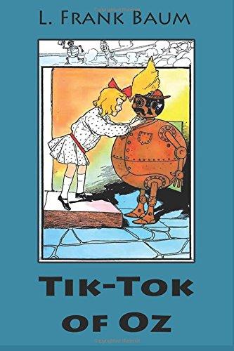 Download Tik-Tok of Oz pdf