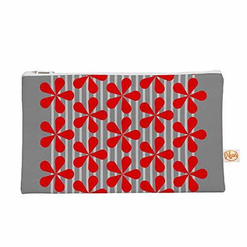 Kess eigene 12,5x 21,6cm trebam Roter Stern Alles Tasche–Rot/Grau