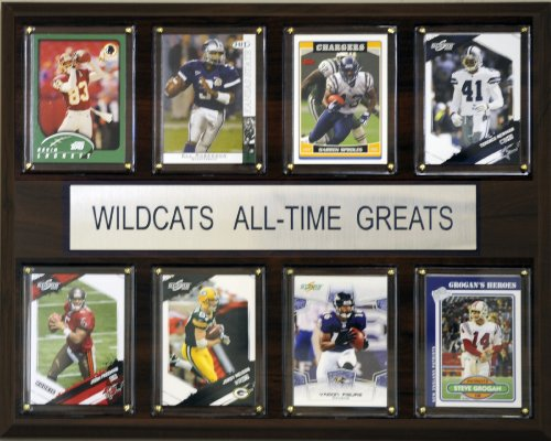 NCAA Kansas State Wildcats All-Time Greats Plaque