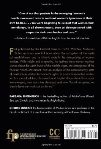 Witches, Midwives, and Nurses: A History of Women Healers (Contemporary Classics) - medicalbooks.filipinodoctors.org