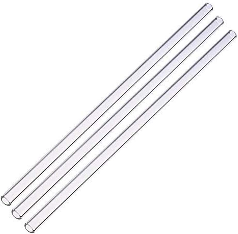 Smoothies and Slushies by Speciality Straws Box of 200 Drinking Straws Super Jumbo Straws 8 Inch Clear Ideal for Milkshakes