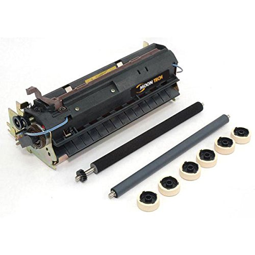 Charge Roller Transfer - Compatible Maintenance Kit with OEM Rollers (Includes Fuser Transfer Roller Charge Roller Pick Rollers) (Part Number: 99A0967) (100000 Yield) for Lexmark Optra S 1625 Lexmark Optra S 1650