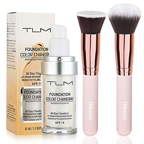 TLM Colour Changing Foundation,TLM