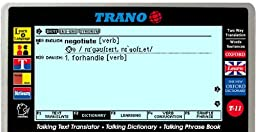 T-33 Danish English Electronic Dictionary Talking Text Translator.
