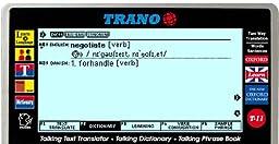 T-33 Danish English Electronic Dictionary Talking Text Translator.