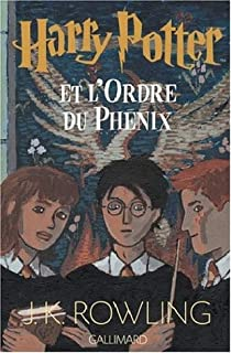 [Harry Potter] : [5] : Harry Potter et l'Ordre du Phénix, Rowling, J.K.