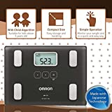 Omron HBF 212 Digital Full Body Composition Monitor With 4 User &...