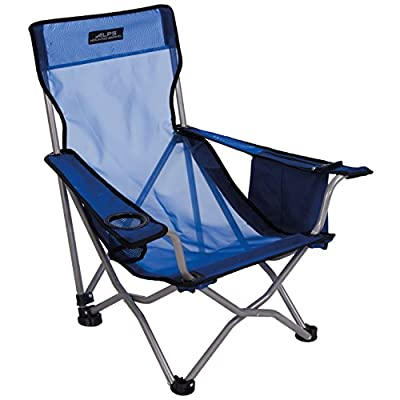 ALPS Mountaineering Getaway Chair, Blue : Camping Chairs : Sports & Outdoors