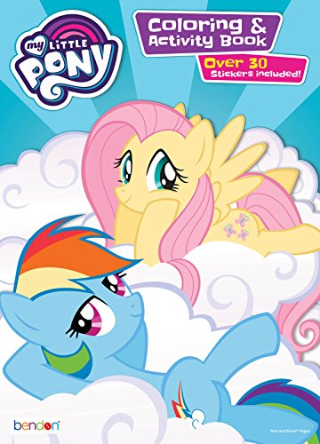 41747 little pony 32 page