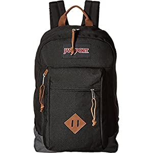 JanSport Reilly 23L Backpack Black, One Size
