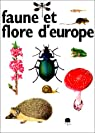 Faune et flore d'Europe par Collectif